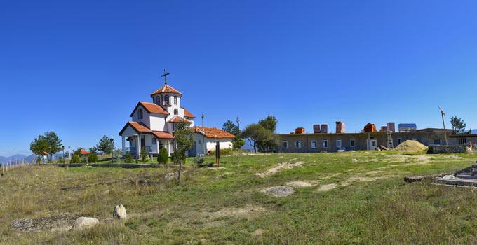 Манастир Св. Атанасиј село Старавина