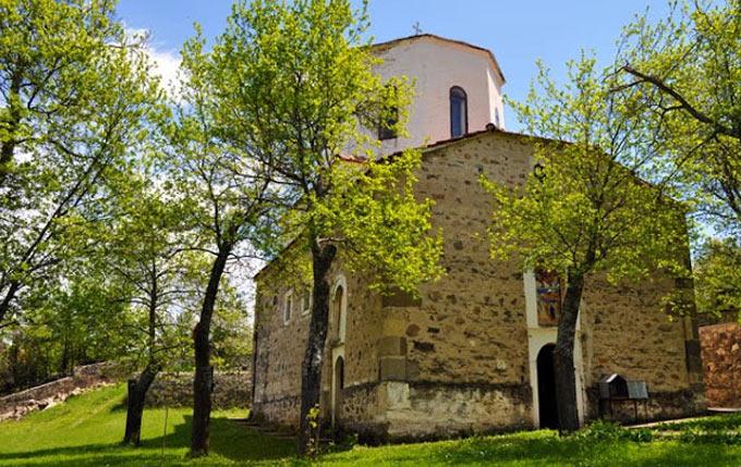 Св. Илија манастир село Мелница – Мариово