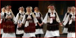 Црпи Вода, Јано – Македонско Народно Оро