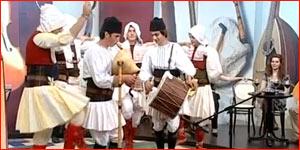 Крстачка – Македонско Народно Оро