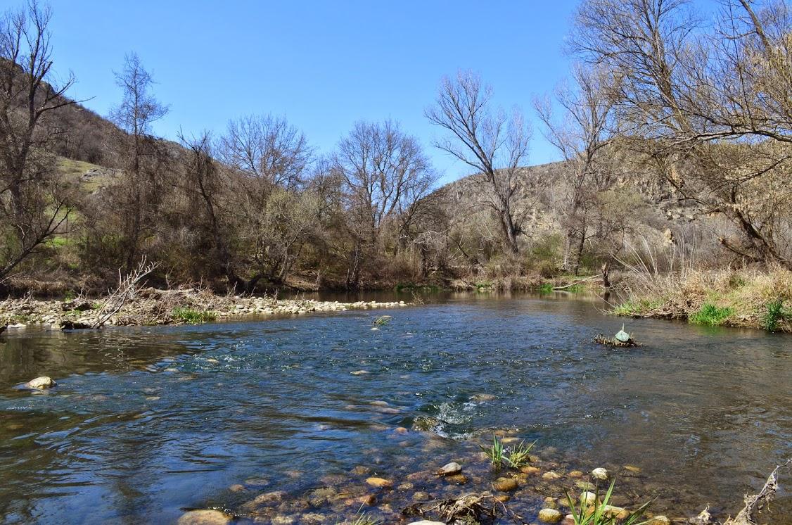 Црна Река – Реки во Мариово