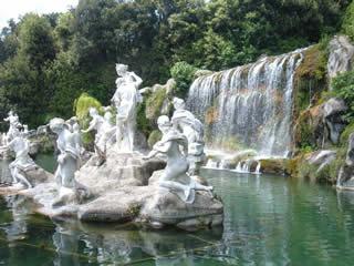 cascata reggia di caserta