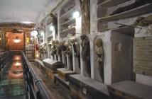Catacombe dei Cappuccini di Palermo
