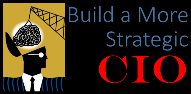 build a more strategic CIO
