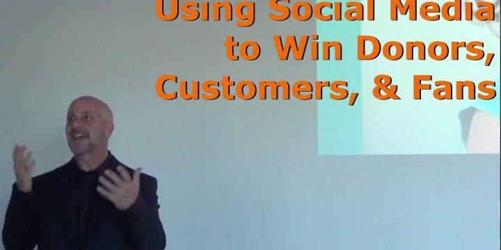 Using Social Media workshop video
