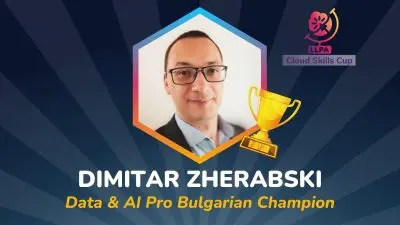C3 Cup Winner Dimitar Data AI Featured image with logo