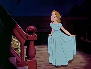 Wendy Darling nightgown front view