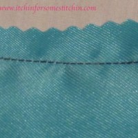 How to Stop Fabric Ends from Fraying