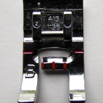 Decorative/Satin Stitch Presser Foot