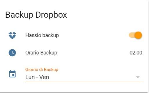 Guida - HA] Hassio: Backup to DropBox (Snapshot) - Itech's Blog