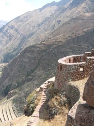 Pisac, Peru ruins