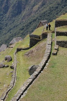 The curves and lines of Machu Picchu