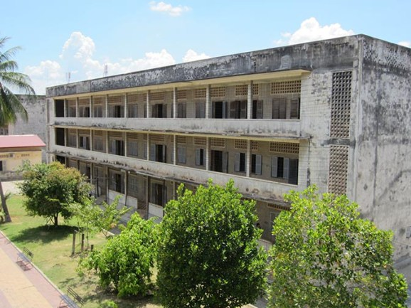 S-21 Prison in Phnom Penh, Cambodia