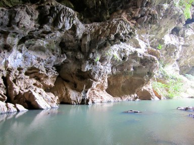 Xieng Liap Cave, Laos
