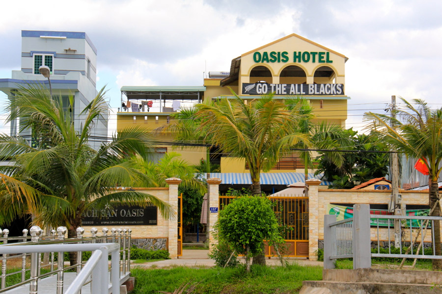 The best hotel in Ben Tre, Vietnam -- The Oasis Hotel