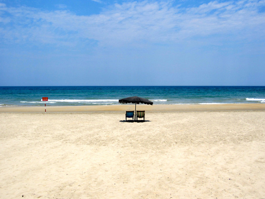 China Beach, Danang, Vietnam