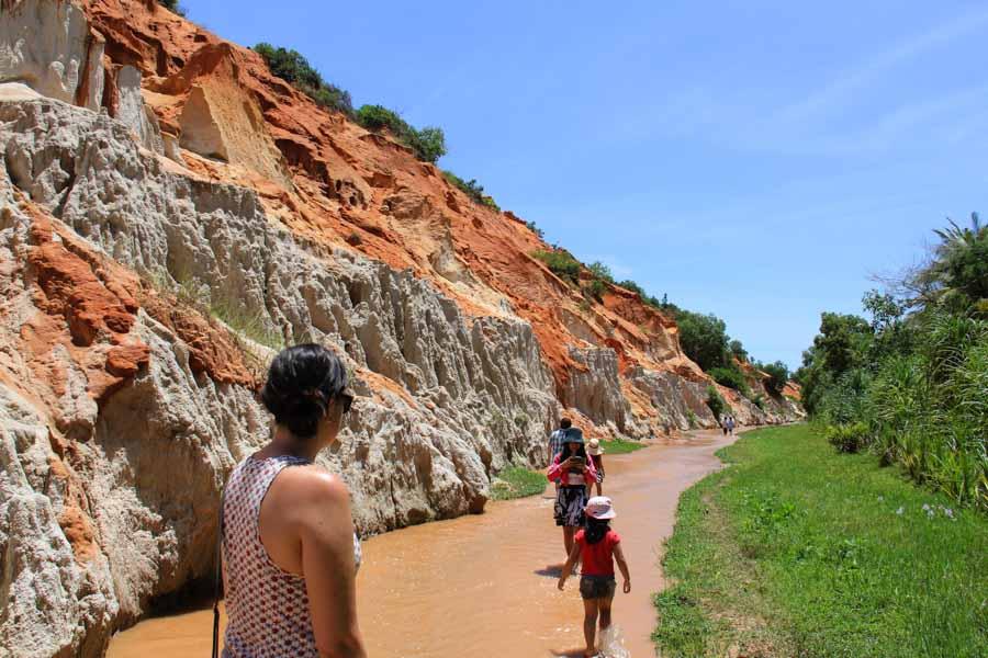 Fairy Stream Mui Ne, Vietnam