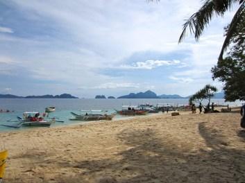 7 Commandos Beach, El Nido, Philippines