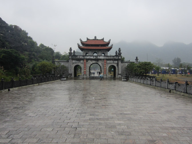 Hoa Lu, Vietnam's ancient capital.