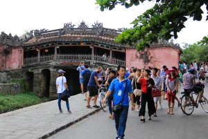 japanses bridge hoi an vietnam