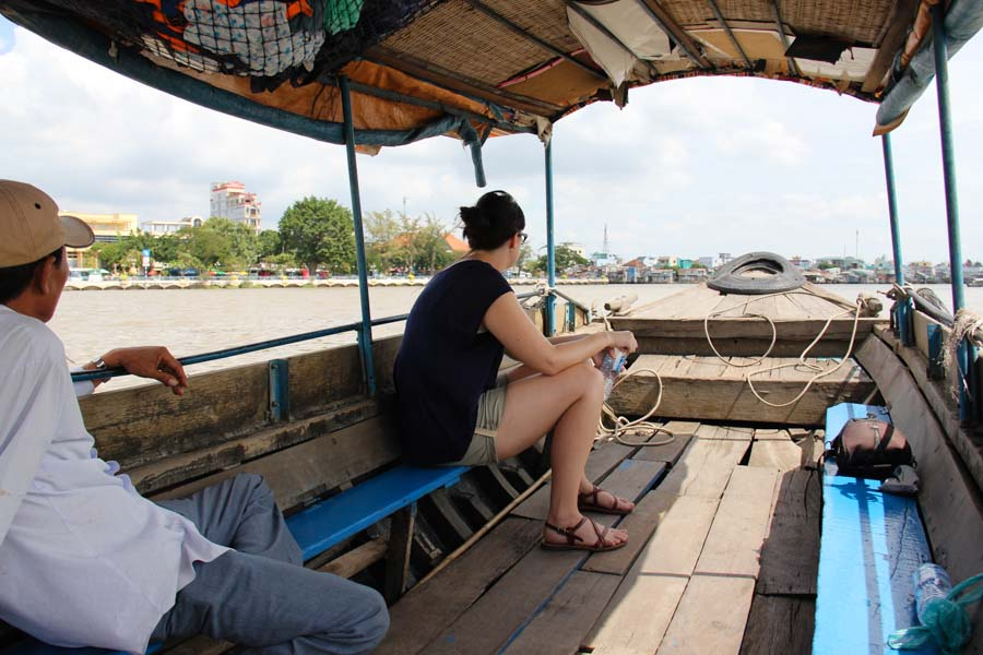 Private boat tour in My Tho, Vietnam