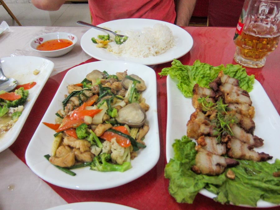 Aung Lin Restaurant Mandalay
