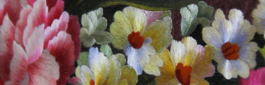 shu silk art embroidery