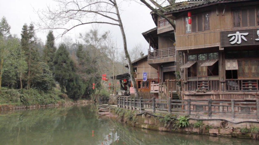 Guesthouses in Shangli Ancient VIllage