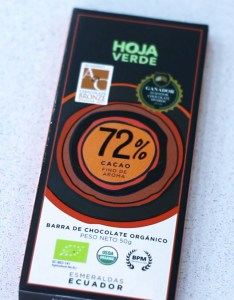 Hoja Verde chocolate