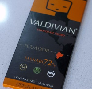 Valdivian chocolate