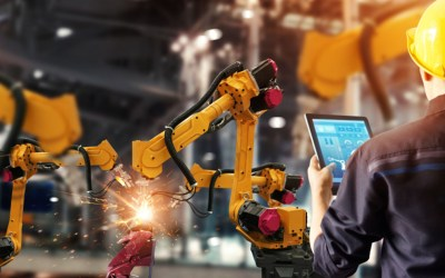RPA: Sending a tsunami of efficiency through the Manufacturing sector