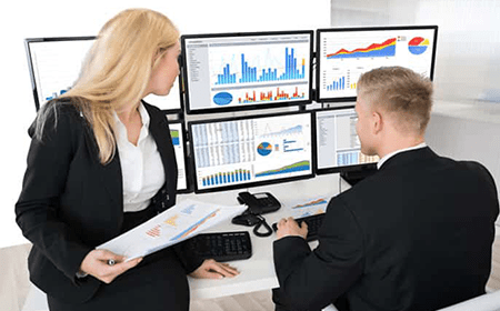 CPG Solutions - Digital supply chain command centre