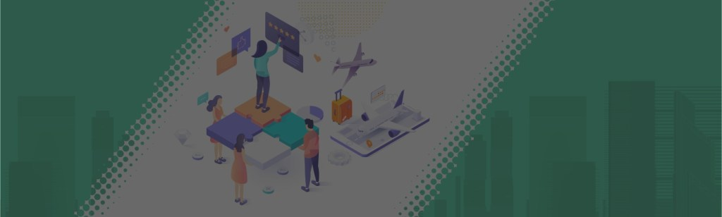 Platform of Intelligence for Airlines Industry flyer