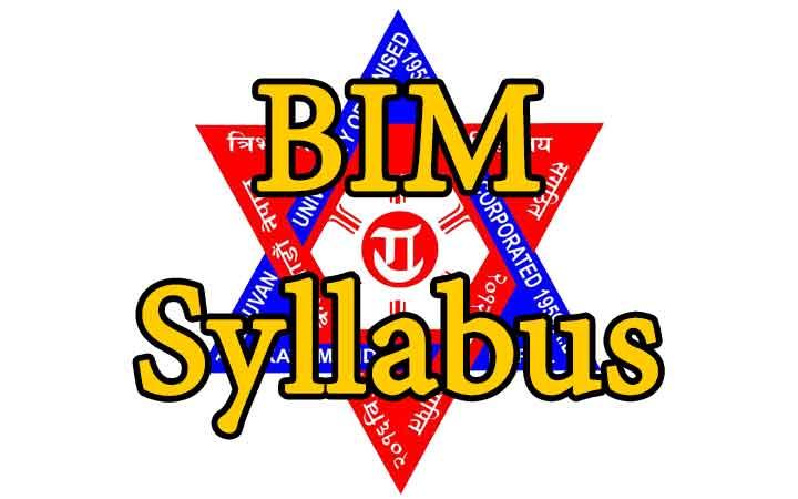 BIM Syllabus
