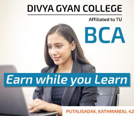 divya gyan college bca