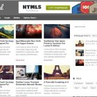 free wordpress themes portal