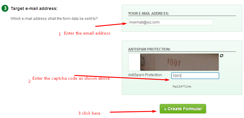 How to add Blogger Contact Form in Contact Us page
