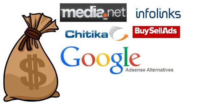 Adsense Alternatives 30 Best High Paying Google Adsense