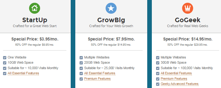 cheap web hosting provider siteground