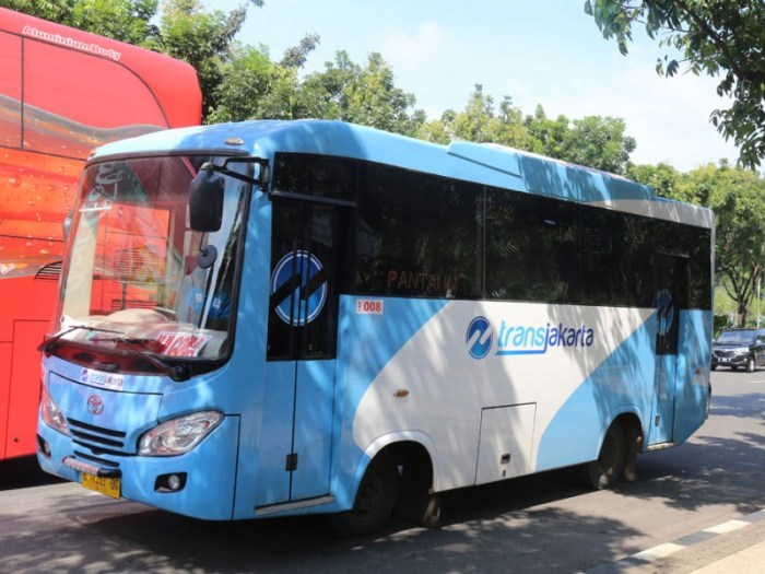 Implementasi Transportasi Publik Rendah Karbon – Direct Service Report 2012