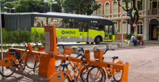 The Move BRT system in Belo Horizonte, Brazil