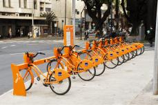 Bike BH 2 – Praça Afonso Arinos - Municipality of Belo Horizonte