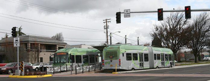Emerald Express, Eugene, Oregon