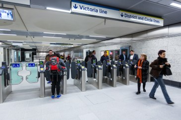 New Northern Ticket Hall opened at Victoria Station © Transport for London