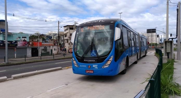 BRT TransOlimpica