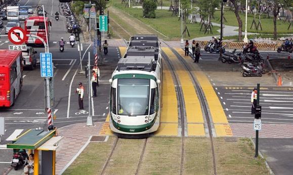 Kaohsiun Tram, Taiwan | Source: www. urbanrail.net
