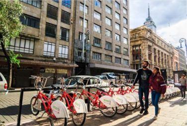 CDMX bike share 2