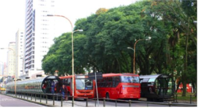 Curitiba Sub Stops 1