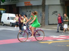 Women on Bicycle Brazil