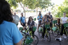 Fortaleza has seen an increase of 153% among cyclists between 2012 and 2017.